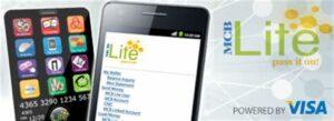 MCB Lite Prepaid Debit card