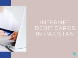 Internet Debit Cards in Pakistan