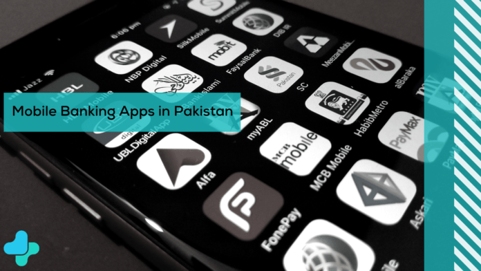mobile banking apps in pakistan