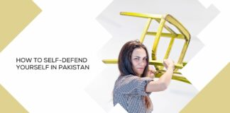 How to self-defend yourself in pakistan