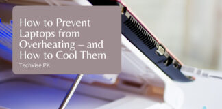 How to Prevent Laptops from Overheating – and How to Cool Them